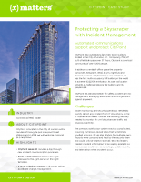 CityPoint protects their skyscraper with Incident Management