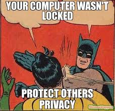 privacy by default