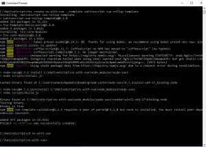 NativeScript with a Vue · Sweetcode io
