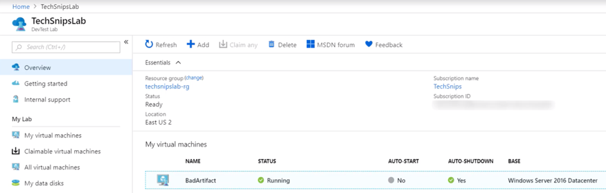 How to Troubleshoot Azure DevTest Lab Artifact Failures